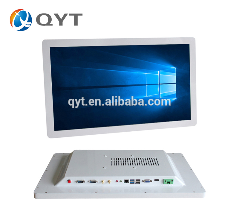 High quality factory supply 1080p screen all-in-one pc 4gb with 1920X1080