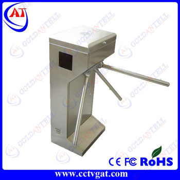 High quality Security boat type access control system barrier gate turnstile