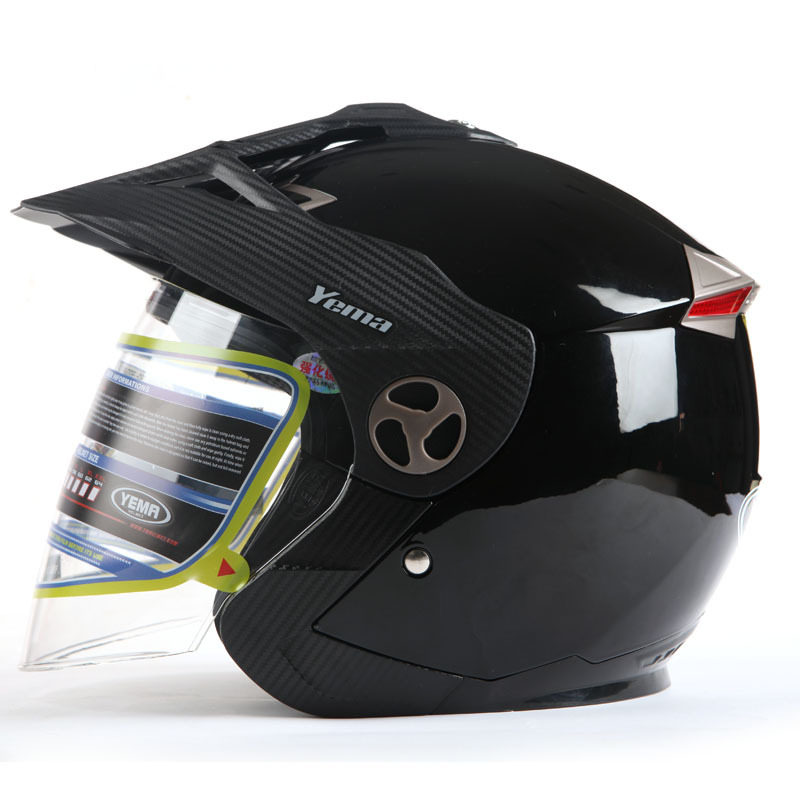 YM-621 cheap design open face motorcycle helmets unique motorcycle helmets