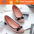 lady big size flat shoe
