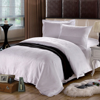 Factory Price Plain Commercial Bed Linen