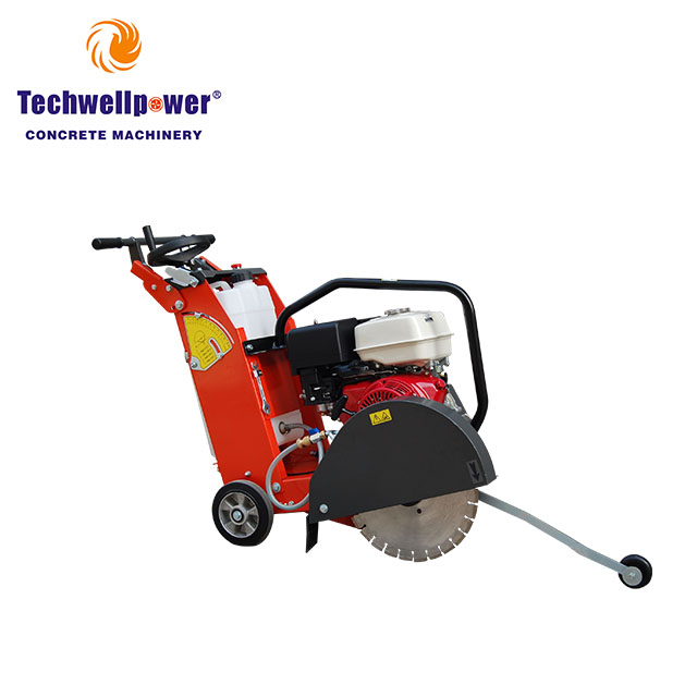 TP Q350H Walk Behind Road Asphalt Floor Machine Concrete Cutter Saws
