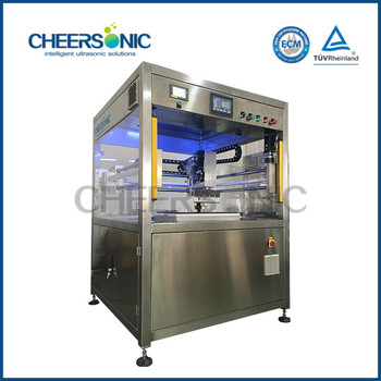 ultrasonic halva portioning machine