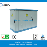 IP55 Electrical Enclosures Waterproof Electrical Box