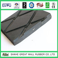 DIAMOND rubber sheet Great Wall high stability and retain the shapes rubber cow mat diamond rubber sheet with cotton layer
