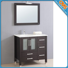 Vanity Combo Type and Modern Style bathroom vanity