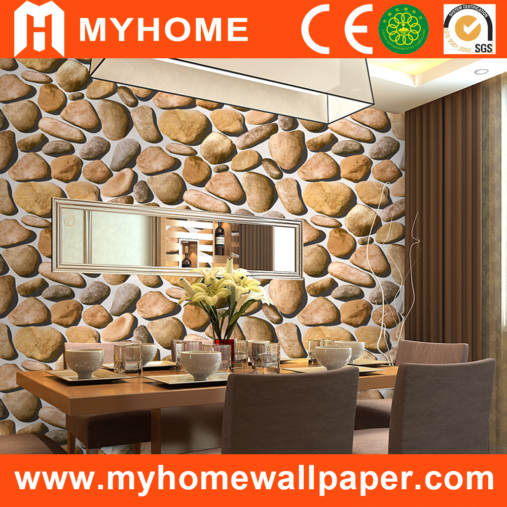 3d Stone Wallpaper 3d Wall Price For Home Decoration