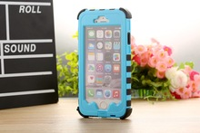 Waterproof Heavy Duty Hybrid Swimming Dive Case For Apple iPhone 6/6plus 6S/6splus 7/7plus Water/Dirt/Shock Proof Phone Bag
