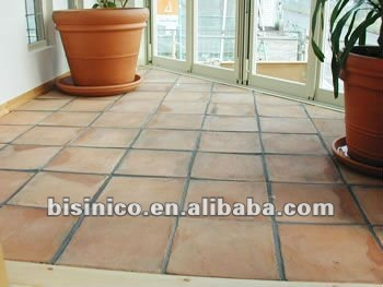 Antique Terracotta Flooring Tiles/Old Farmhouse Terracotta Floor Quarry Tiles/Floor Bricks