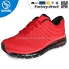2017 New Air cushion Breathable Men Mesh Sport shoes max sports Running Shoe