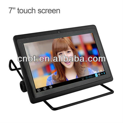 7 inch firmware android 4.0 mid allwinner A13