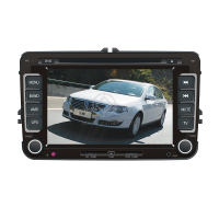 USB/SD/WiFi/ Phone book/Mobile phone charging Car DVD Player For PASSAT/SKODA/SEAT/ CC/POLO/Golf 5/Golf 6 2006-2012