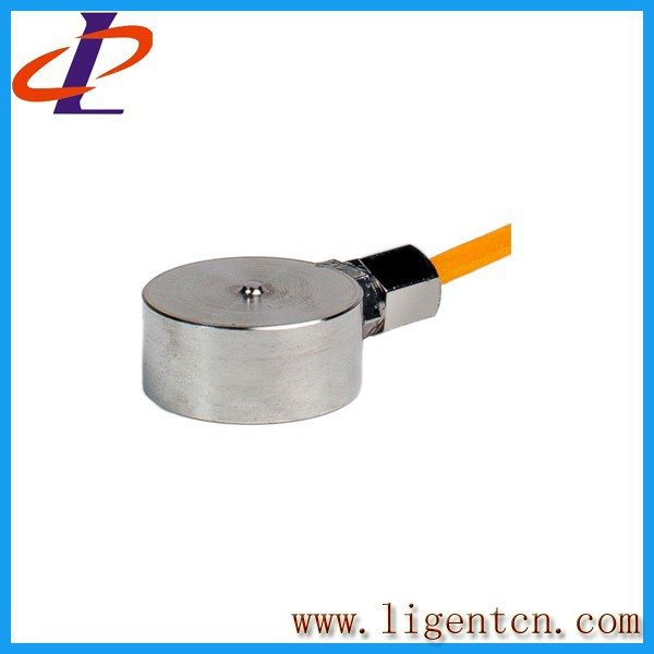 Chinese cheap 5,<strong>10</strong>,20,30,50,100,200,300,500kg miniature compression load cell /force sensor/pressure tranducer