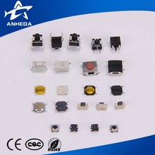 PCB Momentary Tactile Tact Push Button Switch 4 Pin DIP
