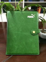 2014 Hot Sale Recycled PU Leather Cover For Notebook