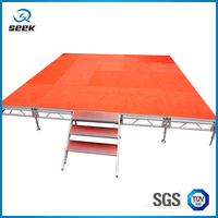 seek supply best aluminum stage platforms portable outdoor stage platform