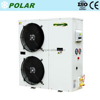 Danfoss hermetic scroll compressor air cooled freezer condensing units for cold storage