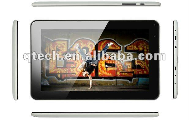 OEM android tablet china manufacturer 9.7inch Mali 400 gpu android 4.0 tablet