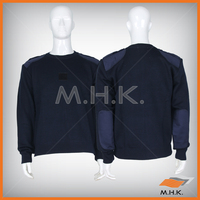 Military Sweater - Wool/Polyester