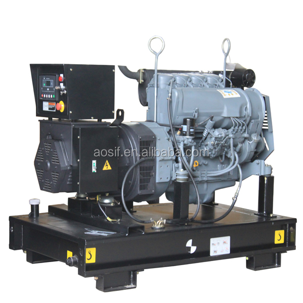 100kva genset electronic governor with deutz engine