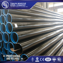 ERW Black mild steel piling line pipe manufacturer/ERW Steel tube