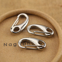 S815 Stainless steel lobster clasps,stainless steel lobster claw clasps