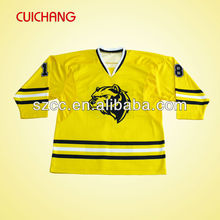 ice hockey jersey with top quality