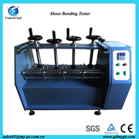 Sandals bending crack tester/Shoe sole fracture resist testing machine