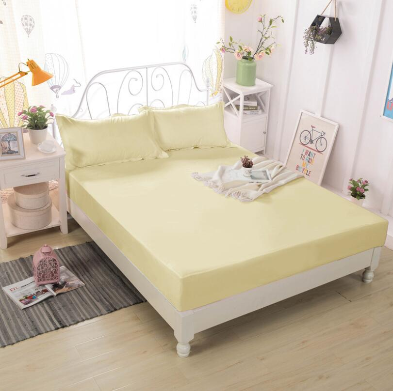 Customized Bamboo Color Waterproof Mattress Cover Protector For Deep Mattress - Jozy Mattress | Jozy.net