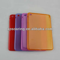 matt TPU case back cover for mini ipad