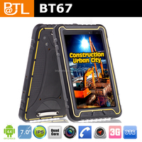 OZ0264 BATL BT67 3g nfc ip67 7 inch best low price tablet pc