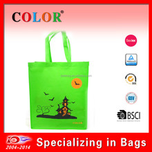 cheap price foldable printed laminated eco recyclable non woven bag