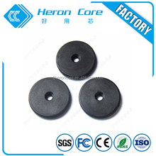 factory price waterproof washable and heat resistance PPS silicone rfid HF/UHF clothing laundry garment tags