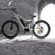 fatboy 1000W fat tire electric bike unfoldable first choice when you go to beach or hills