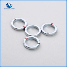 Customized Electronic Magnetic Materials Good Product Neodymium Ring Magnet