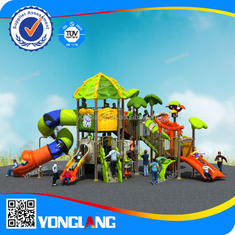 China used school children playground equipment for sale YL-L154