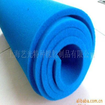 Open Cell Silicone Sponge Foam Sheet for Ironing Table