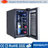 Thermoelectric cooling bottle wine cooler mini portable wine cellar cabinet