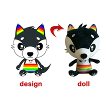 China toy factory wholesale custom dolls cute girl doll gifts creative personality custom plush toys