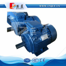 fob rate for electromotor 2hp 4 pole 1440rpm motor cooper winding material iron cast body motor 1.5kw 4pole
