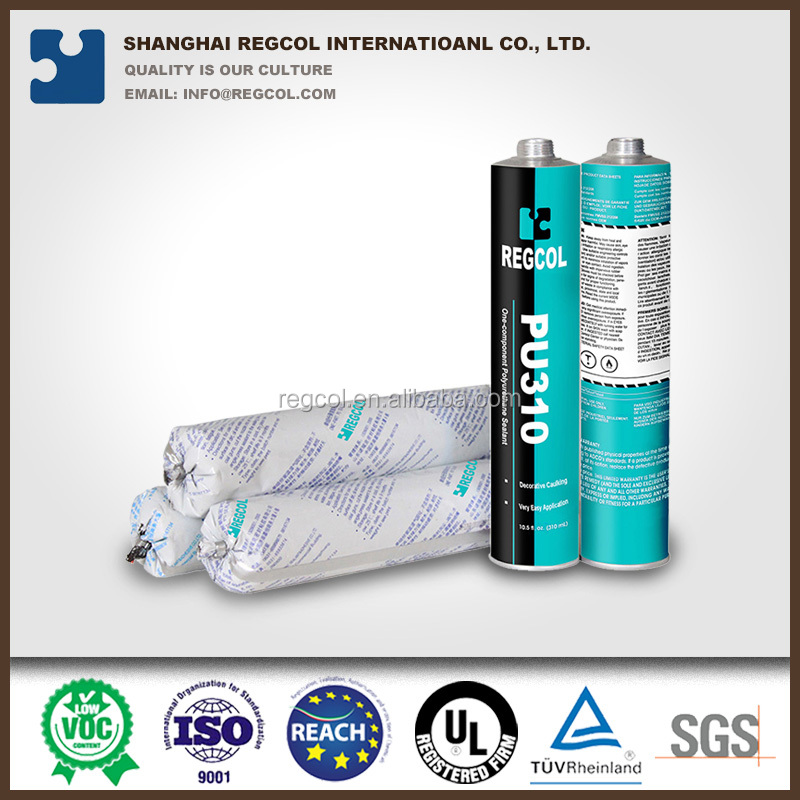 indoor outdoor decoration polyurethane adhesive sealant