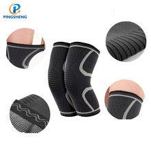 Fashionable Fashion Style Elbow Support And Elastic Warm Long Antislip Flexible Knee Sleeve Brace