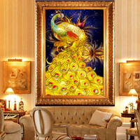 Buy Diy craft 3d cross stitch with beautiful flowers for wall ...