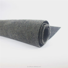 Custom Different thickness 100% grey wool felt