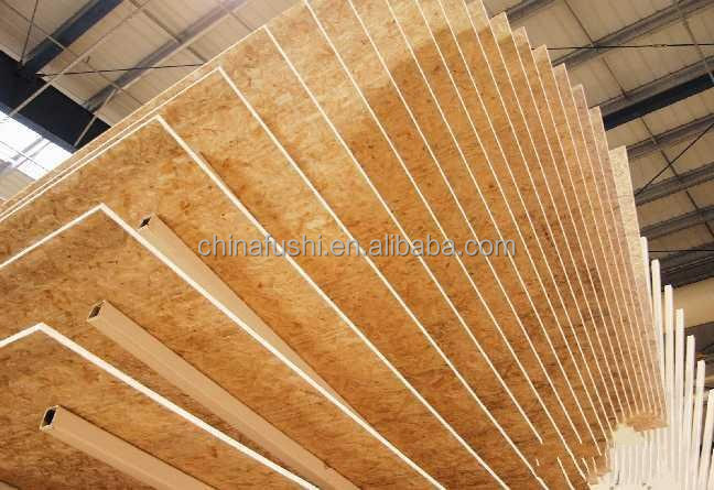 18mm oriented structural board