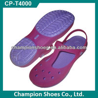 2013 TPU New Model Sandals for Women