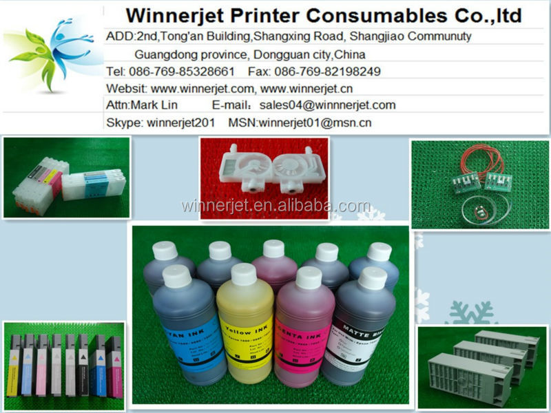 Premium Sublimation Transfer Ink For Epson Stylus Pro 9880