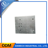 OEM Galvanized Sheet Bending And Laser