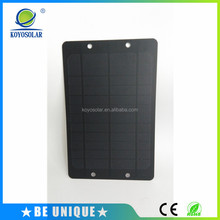 High quality glass fiber material imported mobike solar power system panel