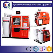 QD-400B Small Footprint Waste Electrical Cable Recycling and Granulating Equipment